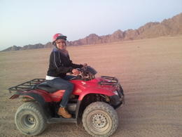 Photo of Sharm el Sheikh Quad Biking in the Egyptian Desert from Sharm el Sheikh All set!!!!