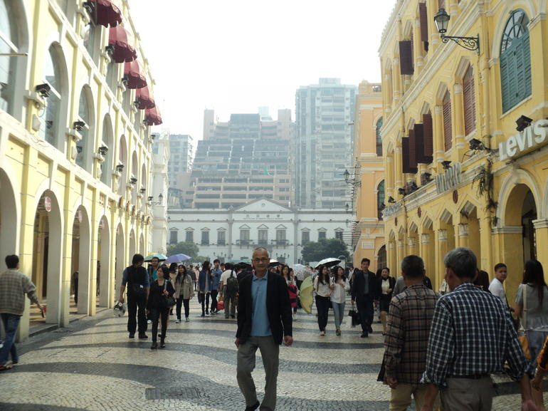 at city center - Macau