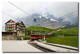 Photo of Zurich Jungfraujoch: Top of Europe Day Trip from Zurich coming back from the top of mountain