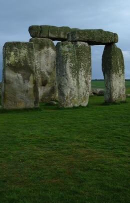 I was most interested in capturing images of the stones that suggest the impressive weight and purposeful arrangement of the stones., Brian C - May 2010