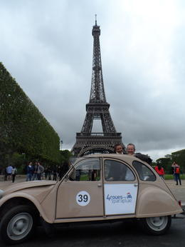 Photo of Paris Private Tour: 2CV Paris City Highlights Tour Day 1 Paris