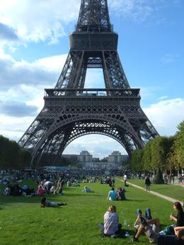 Photo of Paris Eiffel Tower Dinner and Seine River Cruise Dinner in the tower