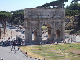 Photo of Rome Skip the Line: Ancient Rome and Colosseum Half-Day Walking Tour DSCN0515