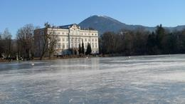 Photo of Vienna Vienna Historical City Tour with Schonbrunn Palace Visit Frozen lake