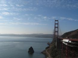 The Famous Golden Gate Bridge, Rose R - September 2010