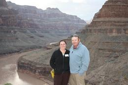 Photo of Las Vegas Grand Canyon West Rim Deluxe Sunset Helicopter Tour Grand Canyon and Colorado River