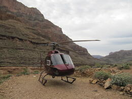Photo of Las Vegas Ultimate Grand Canyon 4-in-1 Helicopter Tour Helicopter