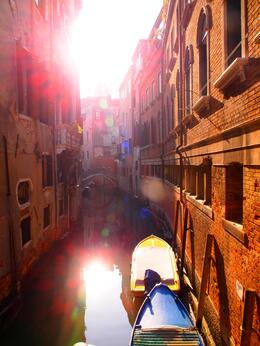 Photo of Venice Venice Walking Tour and Gondola Ride Little Canal