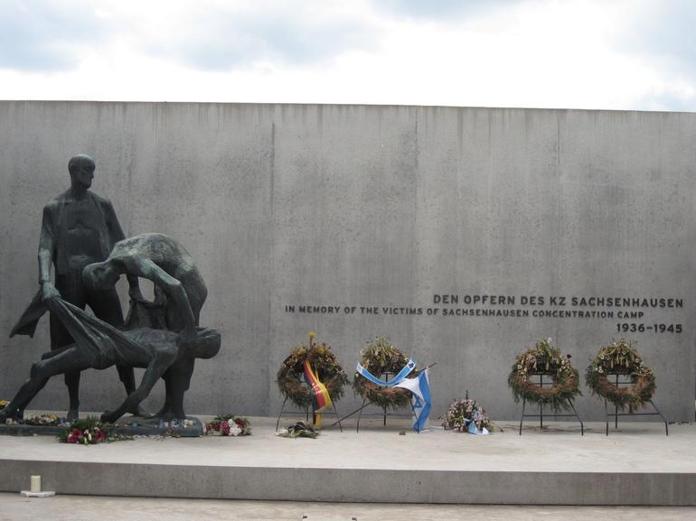 Memorial for the victims - Berlin