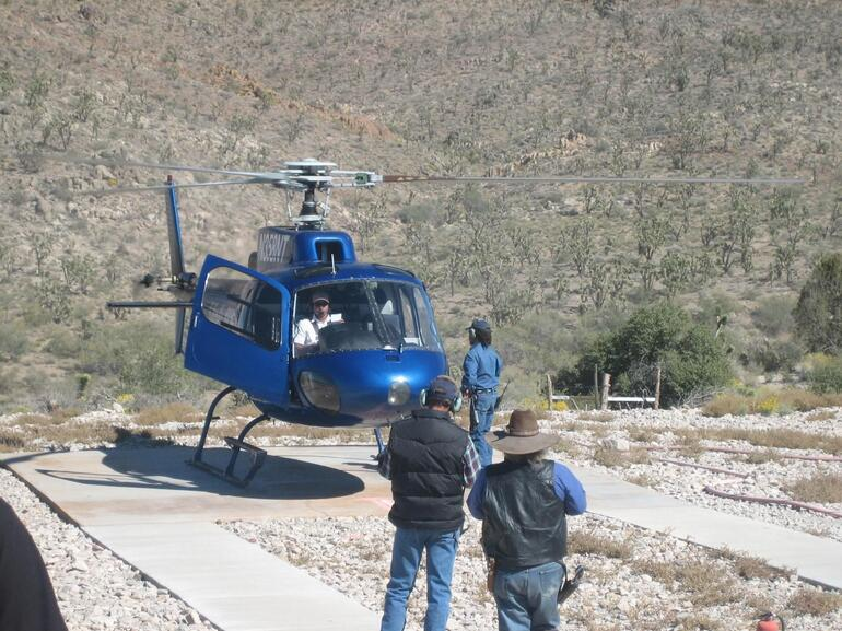 Our chopper - Las Vegas