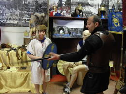 Photo of Rome Roman Gladiator School: Learn How to Become a Gladiator Praetorian guard