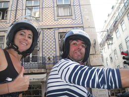 Best of Lisbon by Sidecar, Blanca - January 2013