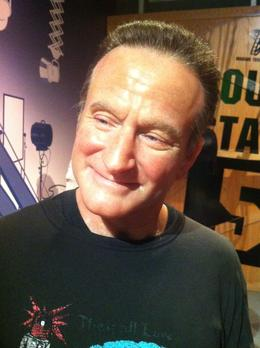 Photo of Los Angeles Madame Tussauds Hollywood Robin Williams