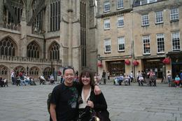 This square in Bath where the bus dropped us off was particularly romantic and pretty., Heather G - September 2008