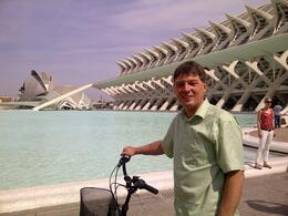 Photo of Valencia Valencia Bike Tour Including Tapas Science centre used in the filming of  and quot;Gravity and quot;