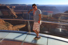 Photo of Las Vegas Grand Canyon West Rim Air and Ground Day Trip from Las Vegas with Optional Skywalk sky walk