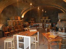 Wine tasting and fabulous Tuscan food! , Edgar F - April 2015