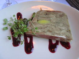 Duck Terrine, Nicks - January 2014