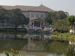Photo of Bangkok Thailand's Ayutthaya Temples and River Cruise from Bangkok The King of Thailand's Summer Palace.