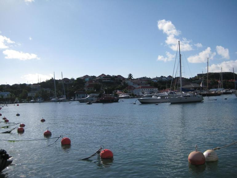 The marina - Philipsburg