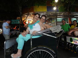 Photo of   Trishaw ride