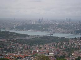 Photo of Istanbul Istanbul Two Continents Half-Day Tour View from the Asian side