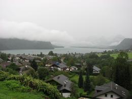 St Gilgen and Wolfgangsee (Wolfgang Lake) - May 2011