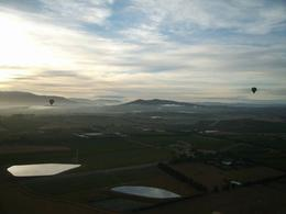 Photo of Melbourne Yarra Valley Balloon Flight at Sunrise 2 More Balloons over Melbourne