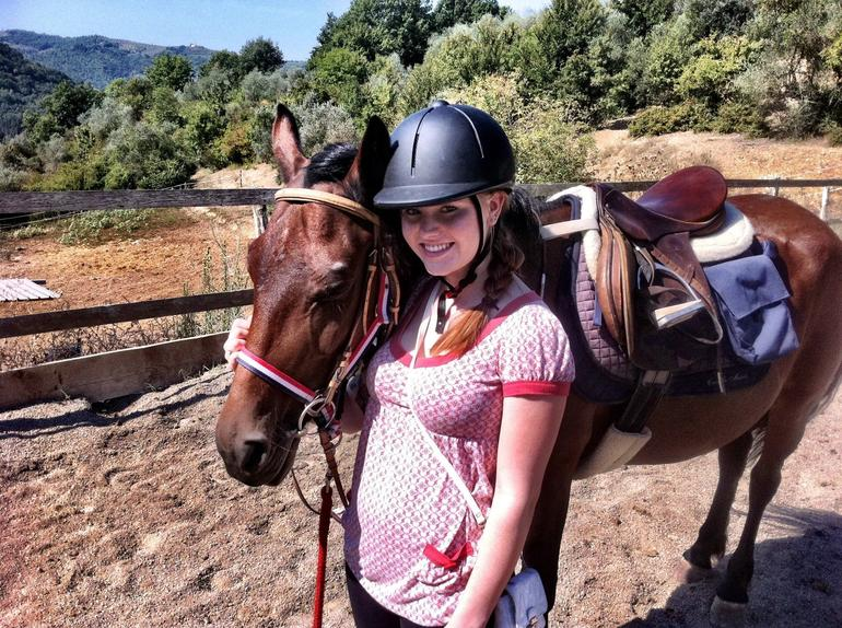 Horse riding in Chianti - Florence