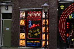Photo of Amsterdam Amsterdam Red Light District Walking Tour Another sign...
