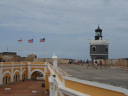 Photo of San Juan Rum Distillery and Old San Juan Half-Day Tour del Morro