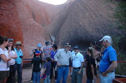 Photo of Alice Springs Uluru (Ayers Rock) and The Olgas Tour Including Sunset Dinner from Alice Springs DSC_0142
