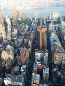 Photo of New York City New York CityPass Du haut de l'Empire State building