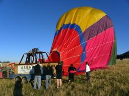 Photo of Melbourne Yarra Valley Balloon Flight at Sunrise Every Trip Has a Deflating Portion
