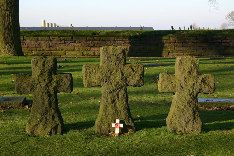 Flanders' WWI battlefields tour