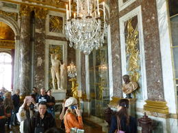 Photo of Paris Skip the Line: Chateaux de Chambord, Chenonceau and Loire Valley Wine-Tasting Day Trip from Paris Hall of Mirrors