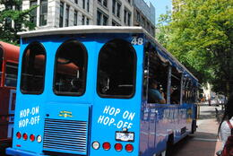 Photo of Vancouver Vancouver Trolley Hop-on Hop-off Tour Hop On Hop Off - Blue loop