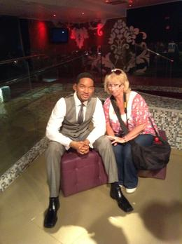 Photo of London Skip the Line: Madame Tussauds London I rubbed shoulders with Will Smith!