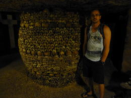 Photo of Paris Skip the Line: Catacombs of Paris Small-Group Walking Tour In the Catacombs, Paris
