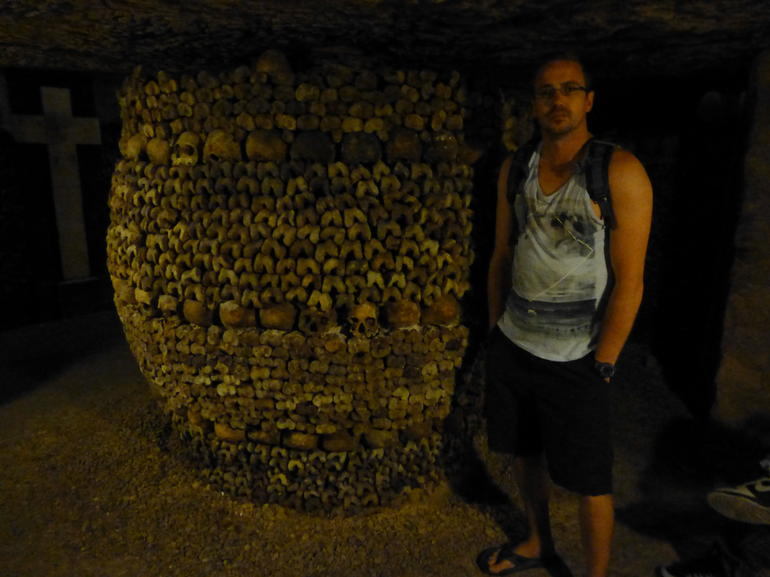 In the Catacombs, Paris - Paris