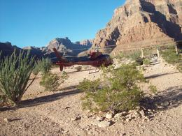 Photo of Las Vegas Grand Canyon All American Helicopter Tour Lets Lift off