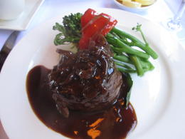 Victorian Farmed eye Fillet of Beef which was my absolute favorite, Nicks - January 2014