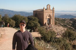 Photo of Barcelona Montserrat and Cava Trail Small Group Day Trip from Barcelona Monsterrat