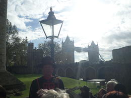 Photo of London Tower of London Entrance Ticket Including Crown Jewels and Beefeater Tour Our Beefeater