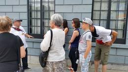 Photo of Montreal Walking Tour of Old Montreal photo de groupe