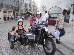 Photo of Lisbon Private Tour: Best of Lisbon by Sidecar Private Tour