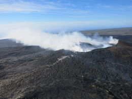 Photo of   Pu'u O'o Crater