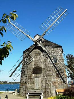 Photo of New York City The Hamptons, Sag Harbor and Outlet Shopping Day Trip from New York City Sag Harbour windmill