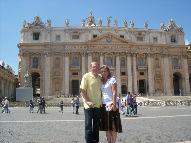 St. Peter's Square - Rome