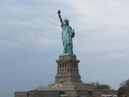 Lady Liberty , Debra B - June 2012